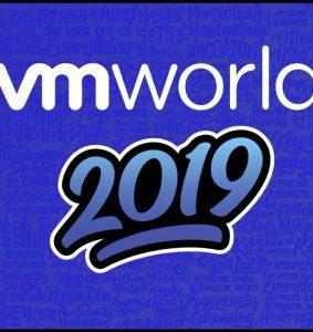 VMworld Europe 2019: Day 1