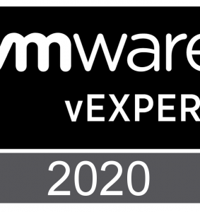 vcloudvision.com double awarded vExpert 2020!